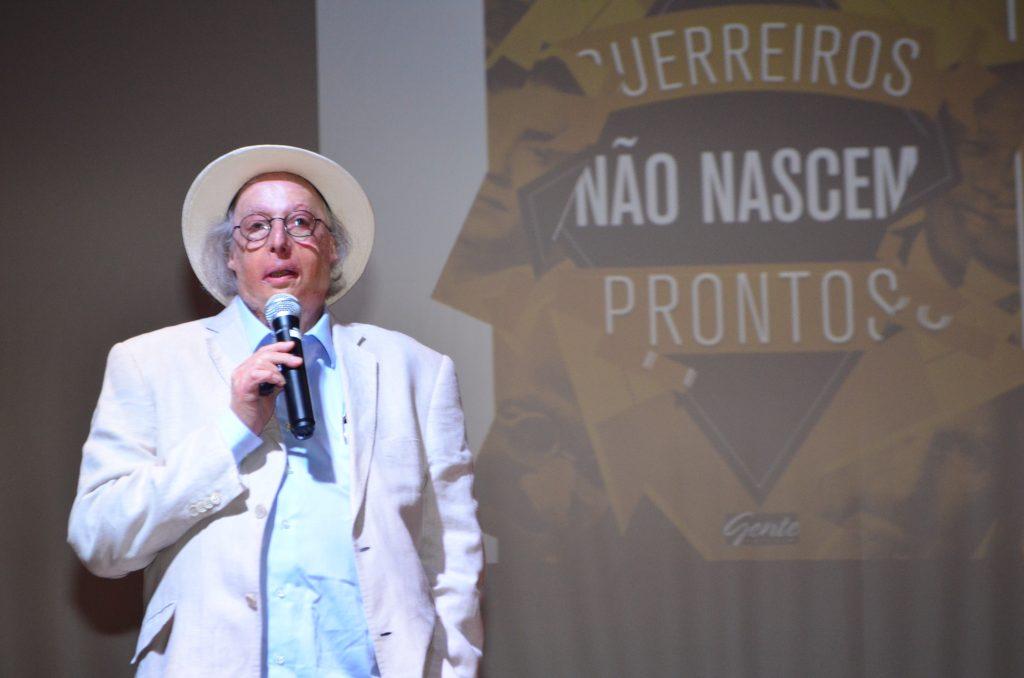 Palestra De José Luiz Tejon Para Os Servidores Da Secretaria
