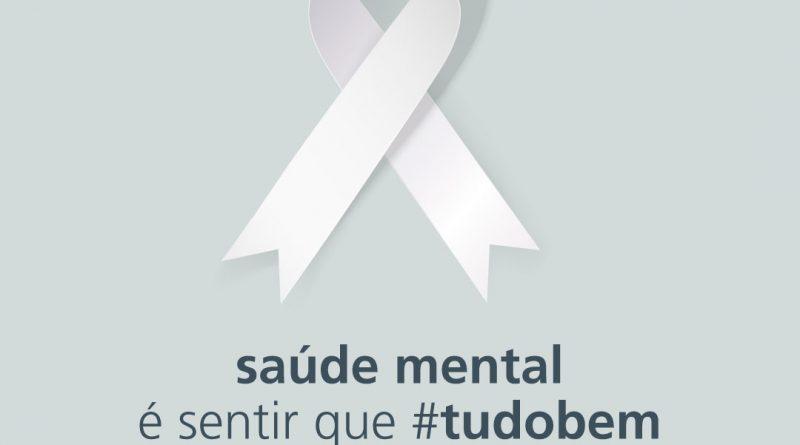 """TJ-SP lança campanha janeiro branco """"Saúde mental é sentir que #tudobem"""""""