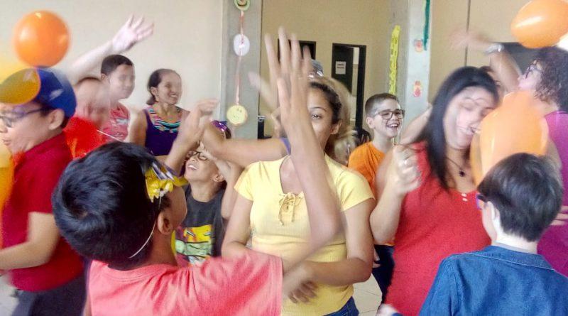 CIC Grajaú promove Folia de Carnaval da APAE